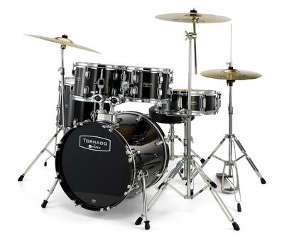 Mapex Tornado Jazz Zildjian Set BK