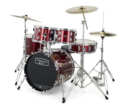 Mapex Tornado Jazz Zildjian Set DR