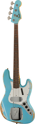 Fender 64 Jazz Bass Heavy Relic DB