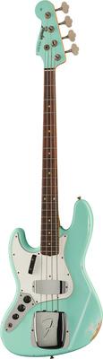 Fender 64 Jazz Bass Relic SG LH