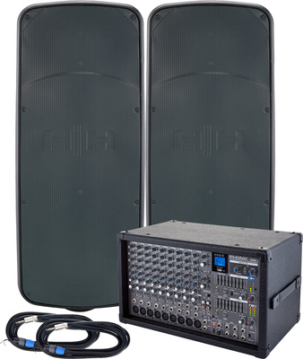 HH Vector VRE-215P Bundle