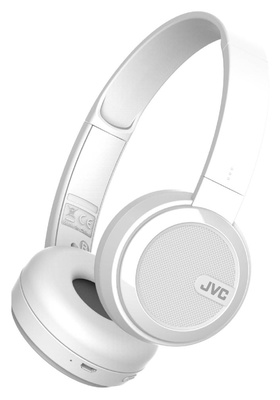 JVC HA-S40BT White