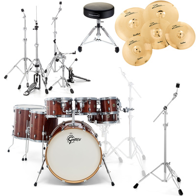 Gretsch Catalina 7-piece Bundle WG