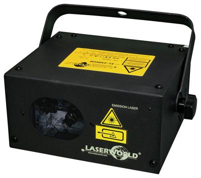 Laserworld EL-230RGB B-Stock