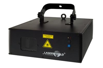Laserworld ES-400RGB QS B-Stock