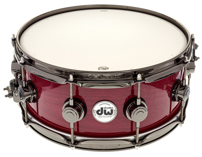 "DW 14""x5,5"" Snare Purple  B-Stock"