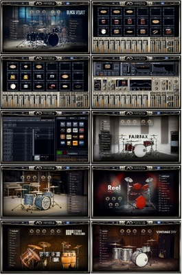 XLN Audio Addictive Drums 2 Creative Col