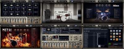 XLN Audio Addictive Drums 2 Rock & Metal