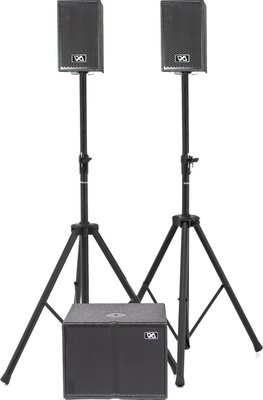 Voxoa Set Compact system JAM Bundle