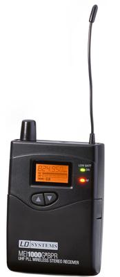LD Systems MEI 1000 BPR G2 B5 B-Stock