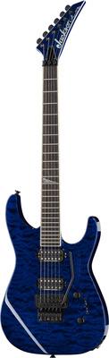Jackson SL2Q Soloist HH Trans Blue USA