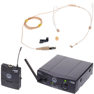 AKG WMS 40 Mini HeadmikeD ISM2 Set