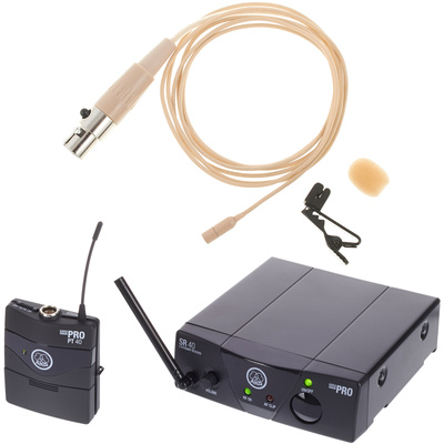 AKG WMS 40 Mini BodymiKeT ISM3 Set
