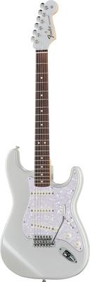 Fender SE White Opal Stratocaster