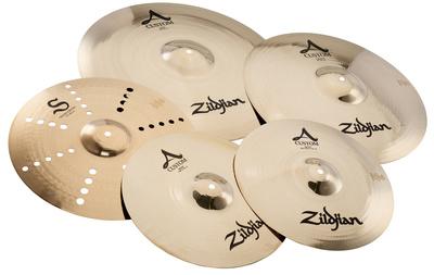 Zildjian A-Custom Thomann ltd. Box Set