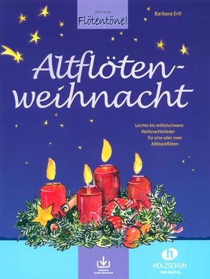 Holzschuh Verlag Altflötenweihnacht +CD