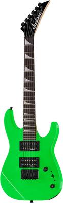 Jackson JS1X Dinky Minion Neon Green