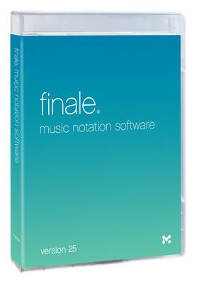 MakeMusic Finale 25 (E)