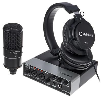 Steinberg UR22 MK2 Recording Pac B-Stock