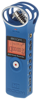 Zoom H1 Blue Limited Editio B-Stock