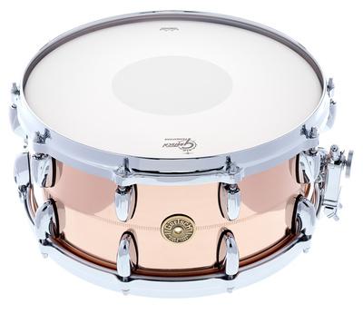 """Gretsch 14""""x6,5"""" USA Bronze Snare Drum"""
