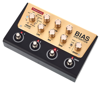 Positive Grid Bias Distortion B-Stock