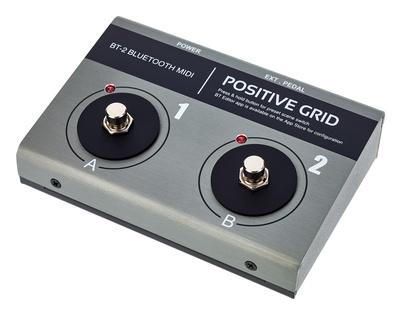 Positive Grid BT2 Bluetooth Midi Pedal