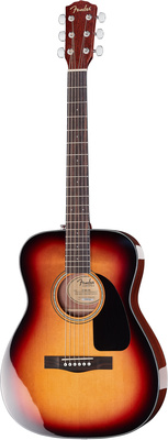 Fender CF-60 Folk Sunburst
