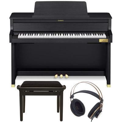 Casio GP-400 BK Celviano Set