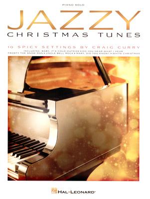 Hal Leonard Jazzy Christmas Tunes