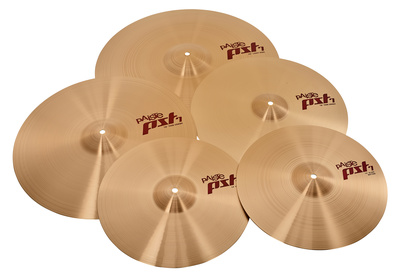 "Paiste PST7 Light Set + 16"" Crash"