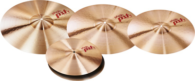 "Paiste PST7 Heavy Set + 16"" Crash"