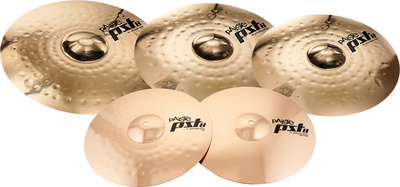 "Paiste PST8 Universal Set + 16"" Crash"