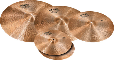 Paiste 2002 Big Beat Cymbal Set
