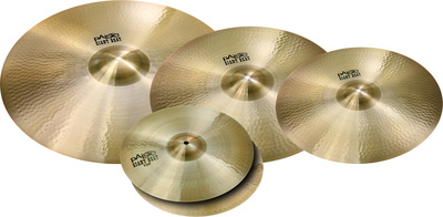 Paiste Giant Beat Cymbal Set