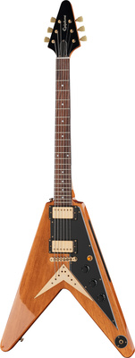 Epiphone Ltd Ed Korina Flying-V