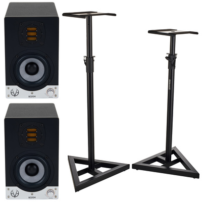 EVE audio SC204 Stand Bundle