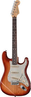 Fender AM Pro Strat Ash RW SSB