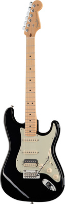Fender AM Pro Strat HSS MN BK