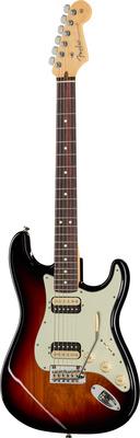 Fender AM Pro Strat HH RW 3TS