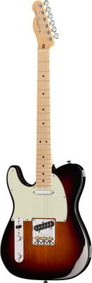 Fender AM Pro Tele LH MN 3TS
