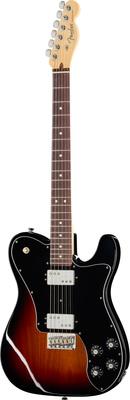 Fender AM Pro Tele DLX RW 3TSB