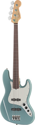 Fender AM Pro Jazz Bass FL RW SNG