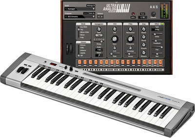 Swissonic EasyKey 49 AAS Bundle