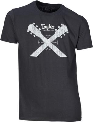 Taylor T-Shirt Taylor Double Neck S