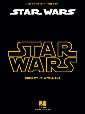 Hal Leonard Star Wars: Easy Guitar