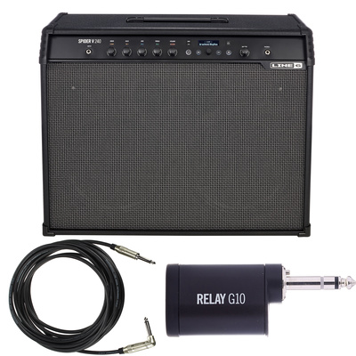 Line6 Spider V 240 Bundle