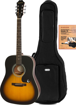 Epiphone PR-150 VS Bundle