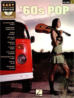 Hal Leonard Easy Rhythm Guitar: '60s Pop