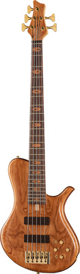 Marleaux MBass 5 Cherry Walnut